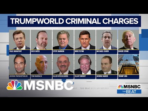 Watch Convicted Trump Ally Fact-Checked On 12th MAGA Indictment