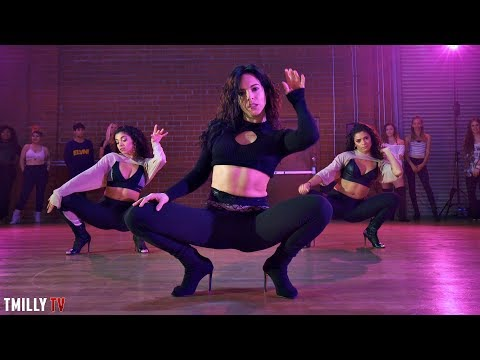 Ariana Grande - No Tears Left To Cry - Dance Choreography by Jojo Gomez - #TMillyTV