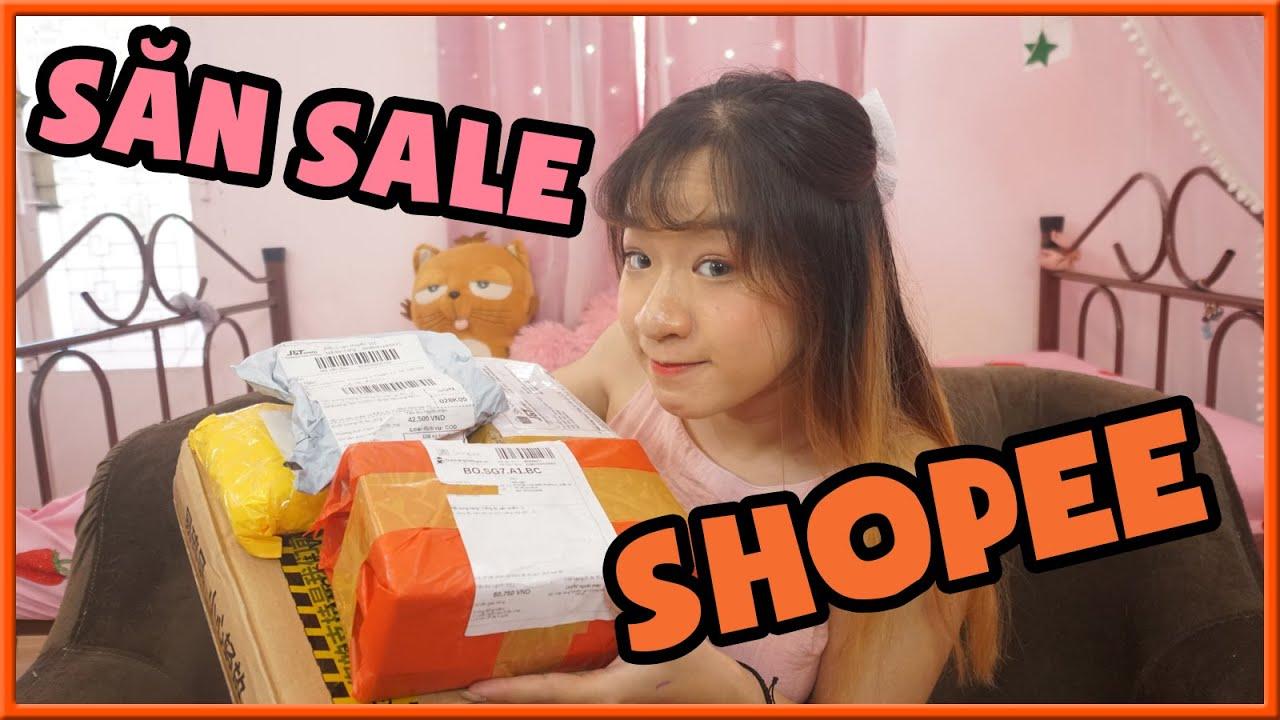 Mua Hàng Trên Mạng Săn Sale Giảm Giá Trên Shopee | Nhà Của Méo