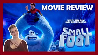 Smallfoot (2018) Movie Review