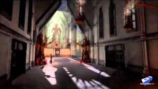 Dragon Age 2 - Изгнанный принц - Расширенный трейлер