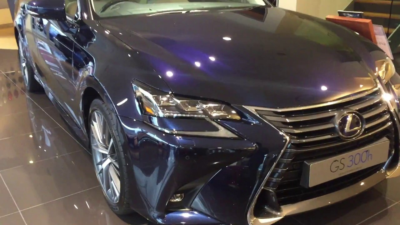 2017 lexus gs 300h exterior and interior review youtube. Black Bedroom Furniture Sets. Home Design Ideas