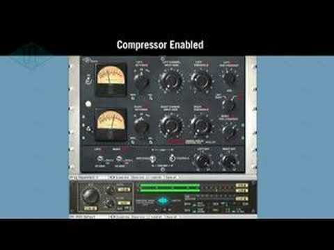 Mid Side Mastering with the Fairchild 670 Compressor