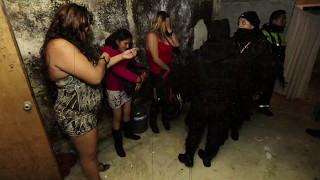 Los tipos de prostitución en Tijuana