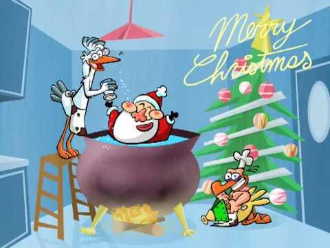 Auguri Di Natale Disney.Auguri Di Buon Natale Cartoni Animati
