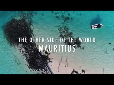 The other side - best views from Mauritius