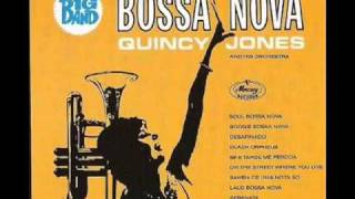 Soul Bossa Nova on Big Band Bossa Nova album, cd by Quincy Jones artist   Music, Playlists, Songs, and Lyrics,   nuTsie com