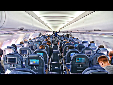 TRIP REPORT | British Airways NEW ECONOMY | Airbus A321 | Frankfurt to London