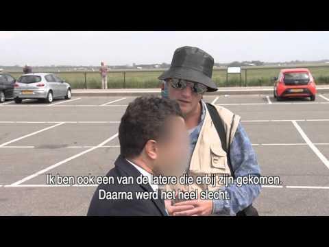 Confontatie met nep-piloot | Undercover in Nederland