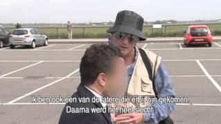 Confontatie met nep-piloot   Undercover in Nederland