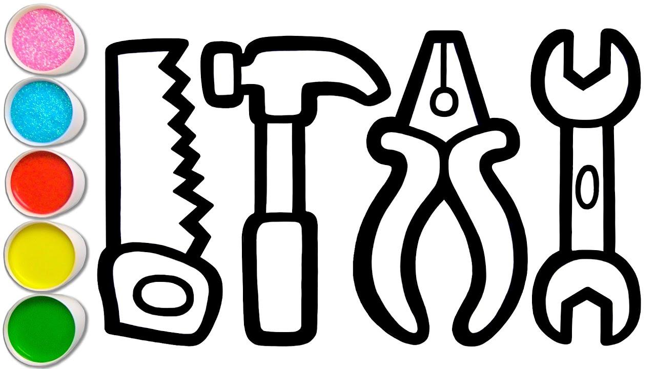 Download Tips Seni untuk Anak & Balita | Menggambar, Mewarnai dan Melukis Alat #120
