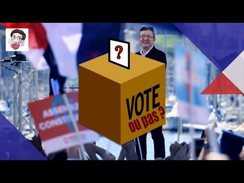 Voter ou ne pas voter ? Mélenchon et abstentionnisme