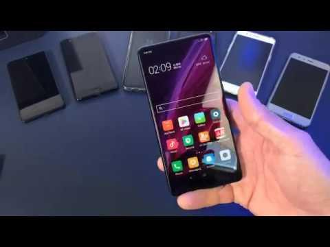 Xiaomi Mi mix 2 unboxing live