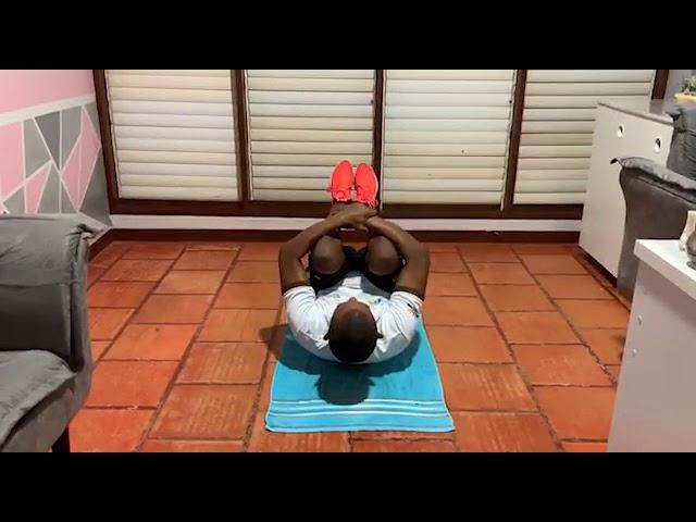 Série de alongamentos para fazer após a atividade física