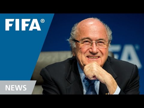 REPLAY: Post-FIFA ExCo press conference - 20 March, 2015