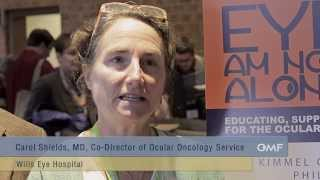 Eye Am Not Alone - Ocular Melanoma Foundation Overview Video