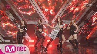 [Produce 101] Major Girl Crush! – Group 1 2NE1 ♬FIRE EP.03 20160205