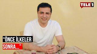 Selahattin Demirtaş, Millet İttifakı'nı uyardı!