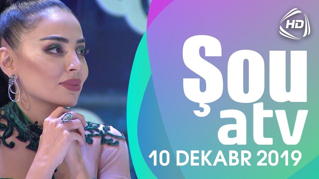 Şou ATV -  aşıq Telli Borçalı, aşıq Ulduz Sönməz, aşıq Ədalət Dəlidağlı (10.12.2019)