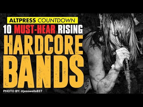 10 Hardcore Bands You Need To Hear Now–From SeeYouSpaceCowboy To Jesus Piece