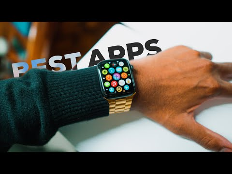 Top 10 MUST HAVE FREE Apple Watch Apps - 2020