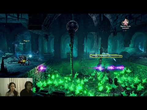 Trine 4 The Nightmare Prince Part 39 Haunted Tombs |