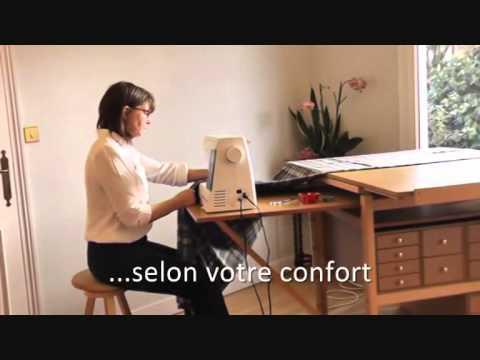 Le Meuble Atelier Couture Youtube