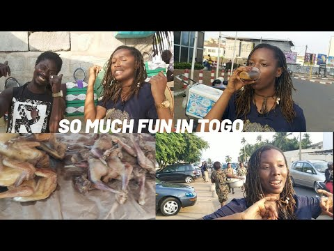MY 6HOURS VISIT TO TOGO