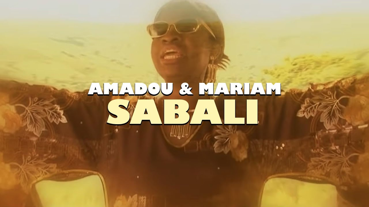 Download Amadou & Mariam - Sabali (Official Music Video)