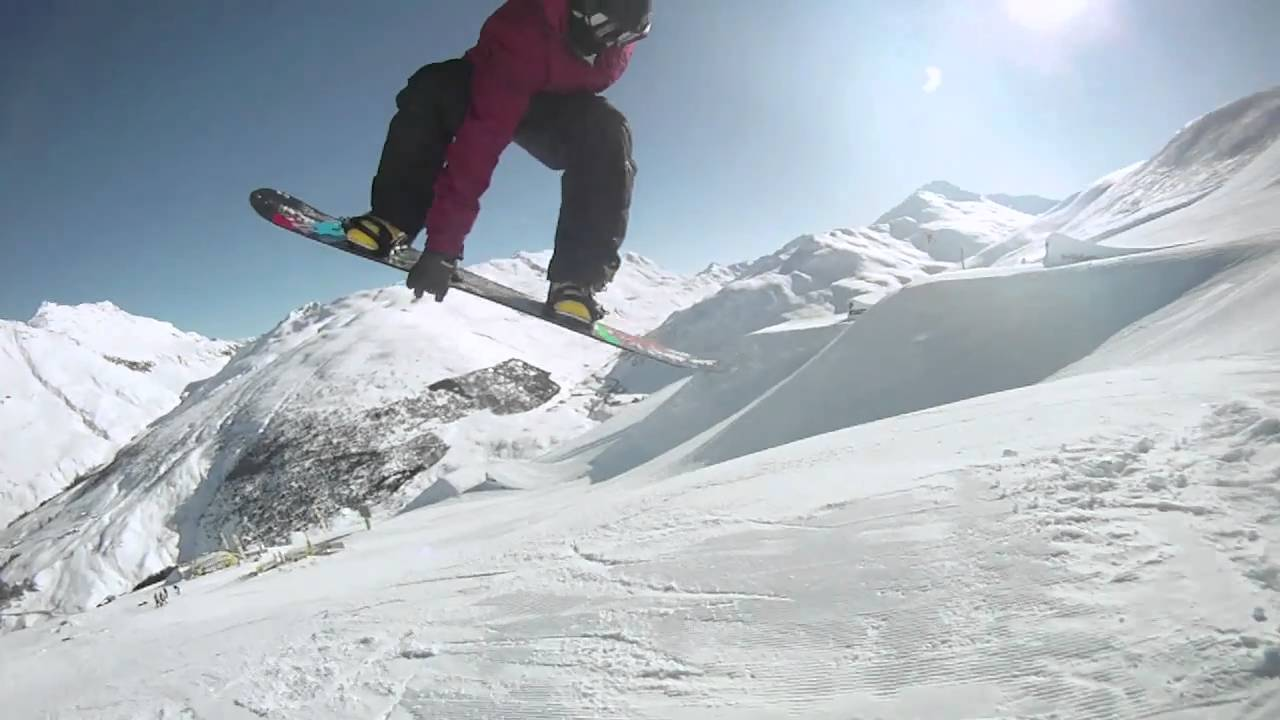 How To Make 5 Easy Ski Tricks Look