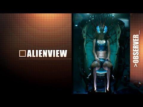 Observer - Рецензия (AlienView #52)