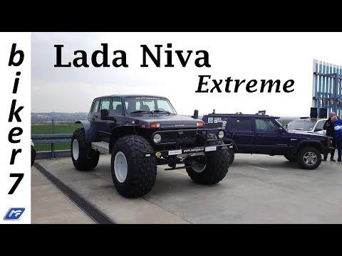 LADA Niva Extreme :-O