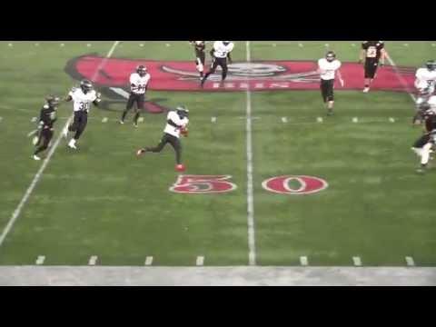 Football Highlights 2014 - 14 Year Old