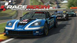 RaceRoom Season Opener 2018 - GT3 at Spa Race 1/3
