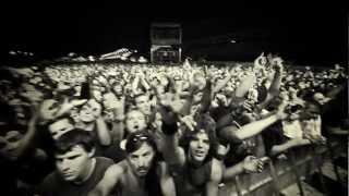 Broilers »Santa Muerte Live Tapes« am 28.09. Der erste Teaser