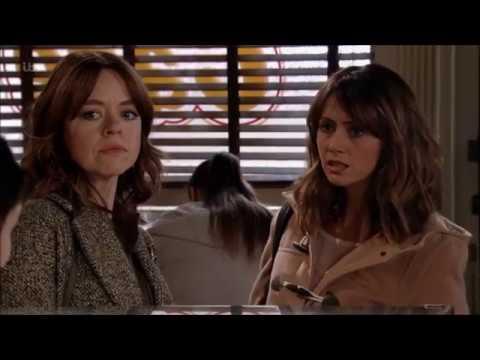 Coronation Street - Maria Has A Run In With Toyah