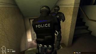 SWAT 4 - PC Walkthrough Mission 2: Fairfax Residence