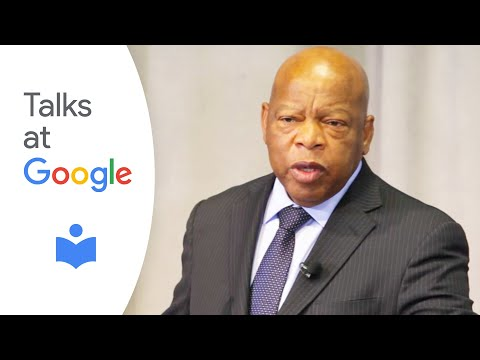 """Rep. John Lewis and BGN: """"March: Book One"""" 