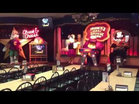 Chuck E Cheeses SummerGeneric 2014 Show  Sg 1  Houst, Tx
