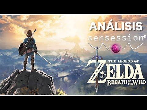 Zelda Breath of the Wild Análisis Sensession