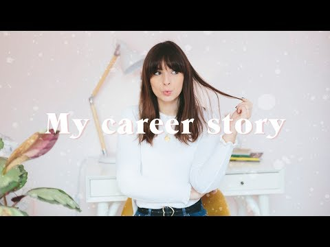 MY CAREER STORY, HOW I STARTED BLOGGING & INTERNING | What Olivia Did