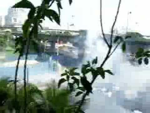 Malaysia Tear Gas Attack