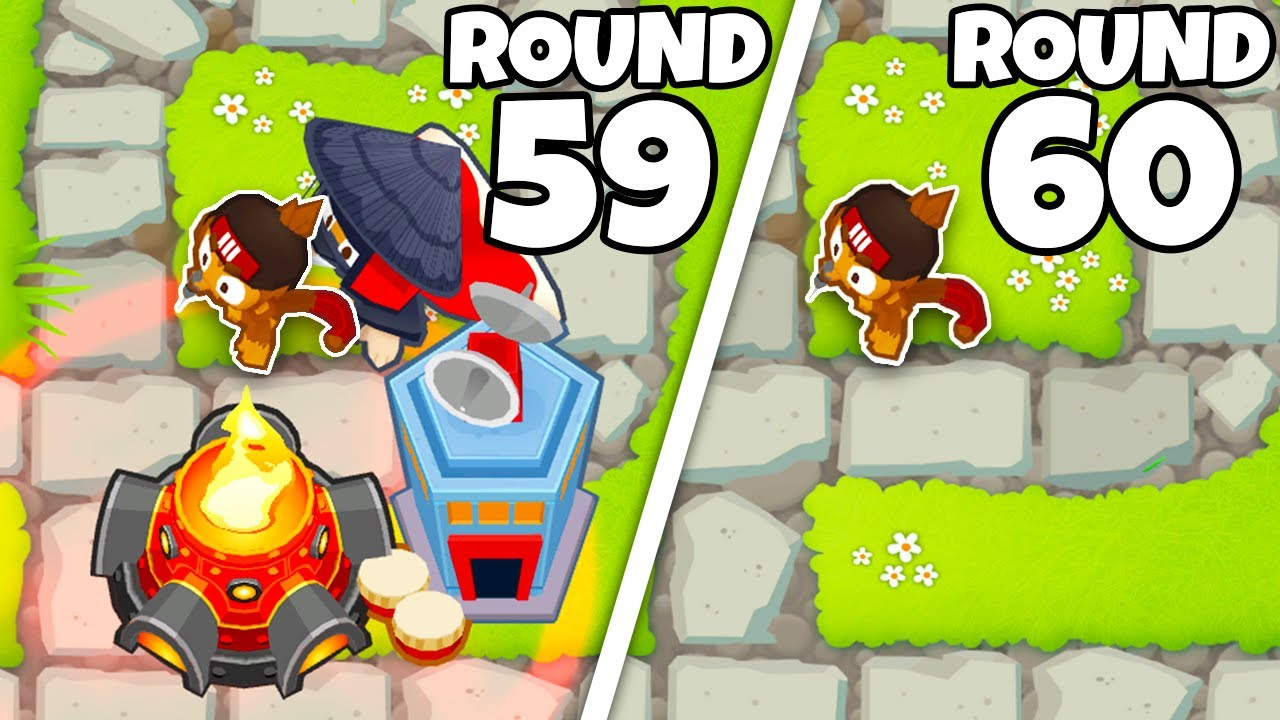 Download Towers VANISH Every 10 Rounds?! (Short Lived in BTD 6)