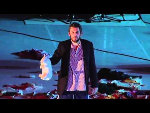 """Trailer """"VERSUS"""" (RODRIGO GARCÍA / LA CARNICERÍA TEATRO, SPANIEN)"""
