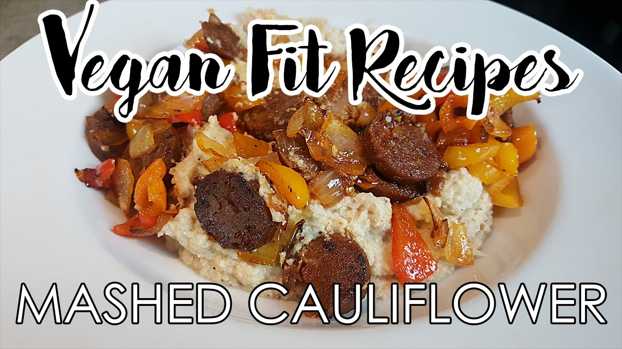 Mashed Cauliflower - No Carb Mashed Potoatoes - Low Carb ...