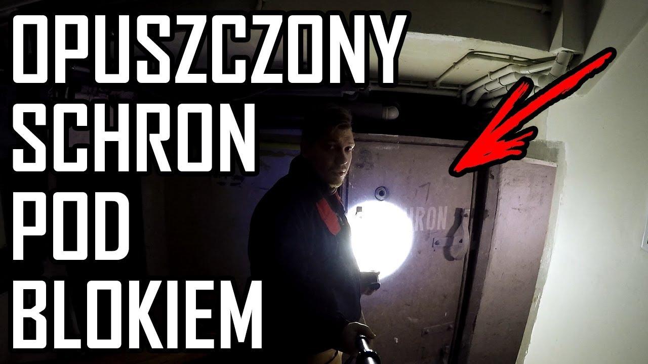 Schron pod Twoim domem – Urbex History
