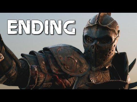 FOR HONOR ENDING / FINAL BOSS - Walkthrough Gameplay Part 6 (Samurai Campaign)