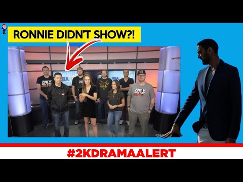 RONNIE 2K PLANS ON LEAVING NBA 2K? NADEXE TERMINATED FROM YOUTUBE #2KDramaAlert