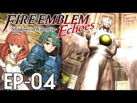 Fire Emblem Echoes: Shadows of Valentia :: EP - 04 :: Promotion!