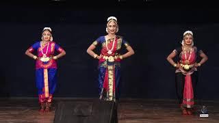 Bharatanatyam Jathiswaram Hindolam
